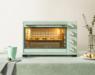 日本东芝烤箱小型复古家庭全自动烘焙电烤箱家用大容量35L 6350
