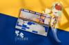 阿米洛(Varmilo)鸳鸯娘系列鸳主题静电容V2键盘机械键盘